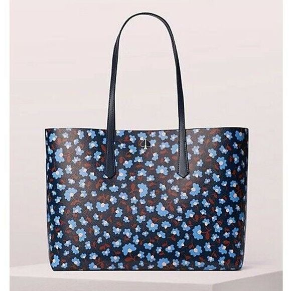Kate Spade Molly Large Tote Bag ~ Floral Print NWT